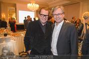 20 Jahre Dentalklinik Sievering - Hotel Bristol - Fr 07.11.2014 - Martin GASTINGER, Alexander WRABETZ41