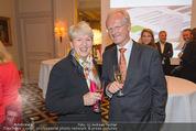 20 Jahre Dentalklinik Sievering - Hotel Bristol - Fr 07.11.2014 - Maria RAUCH-KALLAT, Martin GLEITSMANN42