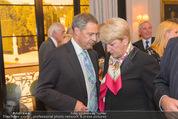 20 Jahre Dentalklinik Sievering - Hotel Bristol - Fr 07.11.2014 - Ernst WEINMANN, Maria RAUCH-KALLAT46