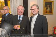 20 Jahre Dentalklinik Sievering - Hotel Bristol - Fr 07.11.2014 - Karl SCHRANZ, Alexander WRABETZ53