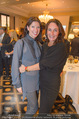 20 Jahre Dentalklinik Sievering - Hotel Bristol - Fr 07.11.2014 - Marion HAUSER, Sabine BAAR-BAARENFELS77