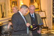 20 Jahre Dentalklinik Sievering - Hotel Bristol - Fr 07.11.2014 -  84