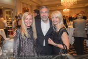 20 Jahre Dentalklinik Sievering - Hotel Bristol - Fr 07.11.2014 - Gertrud TAUCHHAMMER, Christian P�TTLER, Uschi FELLNER-P�TTLER9