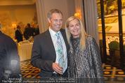 20 Jahre Dentalklinik Sievering - Hotel Bristol - Fr 07.11.2014 - Ernst WEINMANN, Gertrud TAUCHHAMMER91