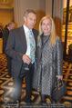 20 Jahre Dentalklinik Sievering - Hotel Bristol - Fr 07.11.2014 - Ernst WEINMANN, Gertrud TAUCHHAMMER92