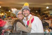 Winter Saison Openin - Nora Pure Sports - Sa 08.11.2014 - Andrea EIGNER mit Freund Stefan G�?RNER107