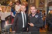 Winter Saison Openin - Nora Pure Sports - Sa 08.11.2014 - Harald SAUER, Hannes ARCH114