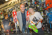 Winter Saison Openin - Nora Pure Sports - Sa 08.11.2014 - Michael WALCHHOFER, Sandra LAHNSTEINER13