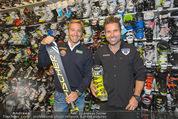 Winter Saison Openin - Nora Pure Sports - Sa 08.11.2014 - Hans KNAUSS, Hannes ARCH19