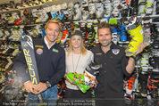 Winter Saison Openin - Nora Pure Sports - Sa 08.11.2014 - Hans KNAUSS, Sandra LAHNSTEINER, Hannes ARCH20