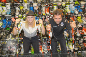 Winter Saison Openin - Nora Pure Sports - Sa 08.11.2014 - Sandra LAHNSTEINER, Hannes ARCH23