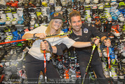 Winter Saison Openin - Nora Pure Sports - Sa 08.11.2014 - Sandra LAHNSTEINER, Hannes ARCH24