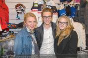 Winter Saison Openin - Nora Pure Sports - Sa 08.11.2014 - Liane SEITZ mit Sohn Vincent und Freundin Gretchen Hering28