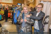 Winter Saison Openin - Nora Pure Sports - Sa 08.11.2014 - Liane SEITZ mit Sohn Vincent31