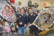 Winter Saison Openin - Nora Pure Sports - Sa 08.11.2014 - Hans KNAUSS, Hannes ARCH34