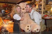 Tierquartier Charity - Schreiberhaus - Sa 08.11.2014 - Poldi HUBER, Wendy NIGHT mit Teddyb�r10