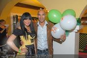 Tierquartier Charity - Schreiberhaus - Sa 08.11.2014 - Cyril RADLHER mit Sophia28