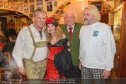 Tierquartier Charity - Schreiberhaus - Sa 08.11.2014 - Friedrich und Jeanine SCHILLER, Poldi HUBER, Sepp RESNIK35
