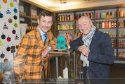 Weihnachtssaison Opening - Zweigstelle - Di 11.11.2014 - Andreas BAMESBERGER, Franz PRENNER38