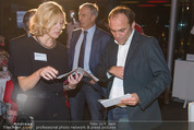 40 Jahre Puma & ÖFB - K47 - Di 11.11.2014 - Nicole VEEN (Puma), Adi NIEDERKORN20