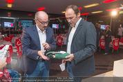 40 Jahre Puma & ÖFB - K47 - Di 11.11.2014 - Helmut FISCHER (Puma), Adi NIEDERKORN23