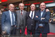 40 Jahre Puma & ÖFB - K47 - Di 11.11.2014 - Josef HICKERSBERGER, Beppo MAUHART, Alfred LUDWIG, Herbert PROHA30