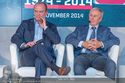 40 Jahre Puma & ÖFB - K47 - Di 11.11.2014 - Herbert PROHANSKA, Josef HICKERSBERGER32