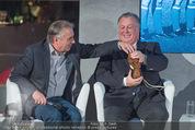 40 Jahre Puma & ÖFB - K47 - Di 11.11.2014 - Hans HUBER, Alfred LUDWIG48