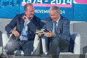 40 Jahre Puma & ÖFB - K47 - Di 11.11.2014 - Herbert PROHASKA, Josef HICKERSBERGER50