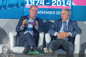 40 Jahre Puma & ÖFB - K47 - Di 11.11.2014 - Herbert PROHASKA, Josef HICKERSBERGER55