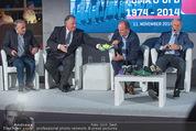 40 Jahre Puma & ÖFB - K47 - Di 11.11.2014 - Hans HUBER, Alfred LUDWIG, Herbert PROHASKA, Josef HICKERSBERGER56