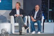 40 Jahre Puma & ÖFB - K47 - Di 11.11.2014 - Matthias B�UMER (General Manager PUMA DACH), Helmut Fischer (Pu7