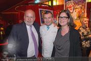 Premiere - Palazzo - Mi 12.11.2014 - Manfred AINEDTER mit Tochter Nina, Toni M�RWALD45