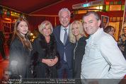 Premiere - Palazzo - Mi 12.11.2014 - Toni POLSTER, Freundin Birgit, Tochter Mriella, Mutter Hermine52