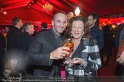Premiere - Palazzo - Mi 12.11.2014 - Christopher WOLF mit Mutter57