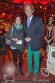Premiere - Palazzo - Mi 12.11.2014 - Oliver STAMM mit Ehefrau Caro73