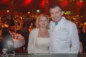 Premiere - Palazzo - Mi 12.11.2014 - Toni M�RWALD mit Ehefrau Eva95