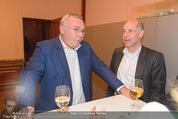 Torggelen - Palais Harrach - Do 13.11.2014 - Alfred GUSENBAUER, Helmut FELLNER103