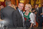 Torggelen - Palais Harrach - Do 13.11.2014 - Karl MAHRER, Dagmar KOLLER109
