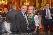 Torggelen - Palais Harrach - Do 13.11.2014 - Karl MAHRER, Dagmar KOLLER110