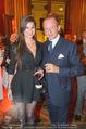 Torggelen - Palais Harrach - Do 13.11.2014 - Peter K�NIG mit Ehefrau Leonie112