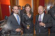 Torggelen - Palais Harrach - Do 13.11.2014 - Erich HAMPEL mit Sohn Andreas, Susanne RIESS192