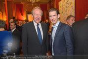 Torggelen - Palais Harrach - Do 13.11.2014 - Herbert KLOIBER, Sebastian KURZ26