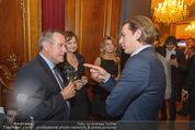 Torggelen - Palais Harrach - Do 13.11.2014 - Siegfried WOLF, Susanne RIESS, Sebastian KURZ36