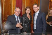 Torggelen - Palais Harrach - Do 13.11.2014 - Siegfried WOLF, Susanne RIESS, Sebastian KURZ37