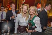 Torggelen - Palais Harrach - Do 13.11.2014 - Eva DICHAND, Dagmar KOLLER39