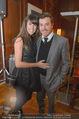 Torggelen - Palais Harrach - Do 13.11.2014 - Rene BENKO mit Ehefrau Natalie45