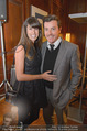 Torggelen - Palais Harrach - Do 13.11.2014 - Rene BENKO mit Ehefrau Natalie46