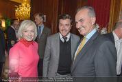 Torggelen - Palais Harrach - Do 13.11.2014 - Rene BENKO, Johann und Erna MARIHART51