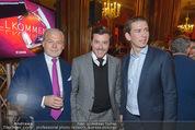 Torggelen - Palais Harrach - Do 13.11.2014 - Rene BENKO, Wolfgang ROSAM, Sebastian KURZ53